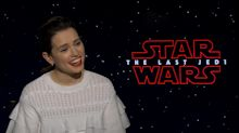 Finn, Kylo, and Phasma: 'The Last Jedi' cast recommends 'Star Wars' baby names