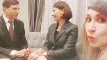 'Glad and her boo': Gladys Berejiklian's new boyfriend revealed
