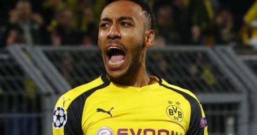 Foot - ALL - Dortmund - Aubameyang et Maître Gims redonnent le sourire à Dortmund