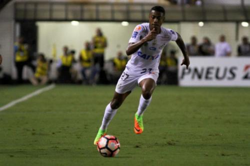 Bruno Henrique aponta vantagem do Santos no Rio: 'Jogamos melhor fora'