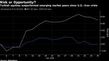 Lull in U.S.-Turkey Spats Is a 'Window' for Istanbul Stocks