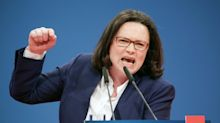 Stärkung der Sozialdemokratie? Riesen-Erwartungen an Nahles