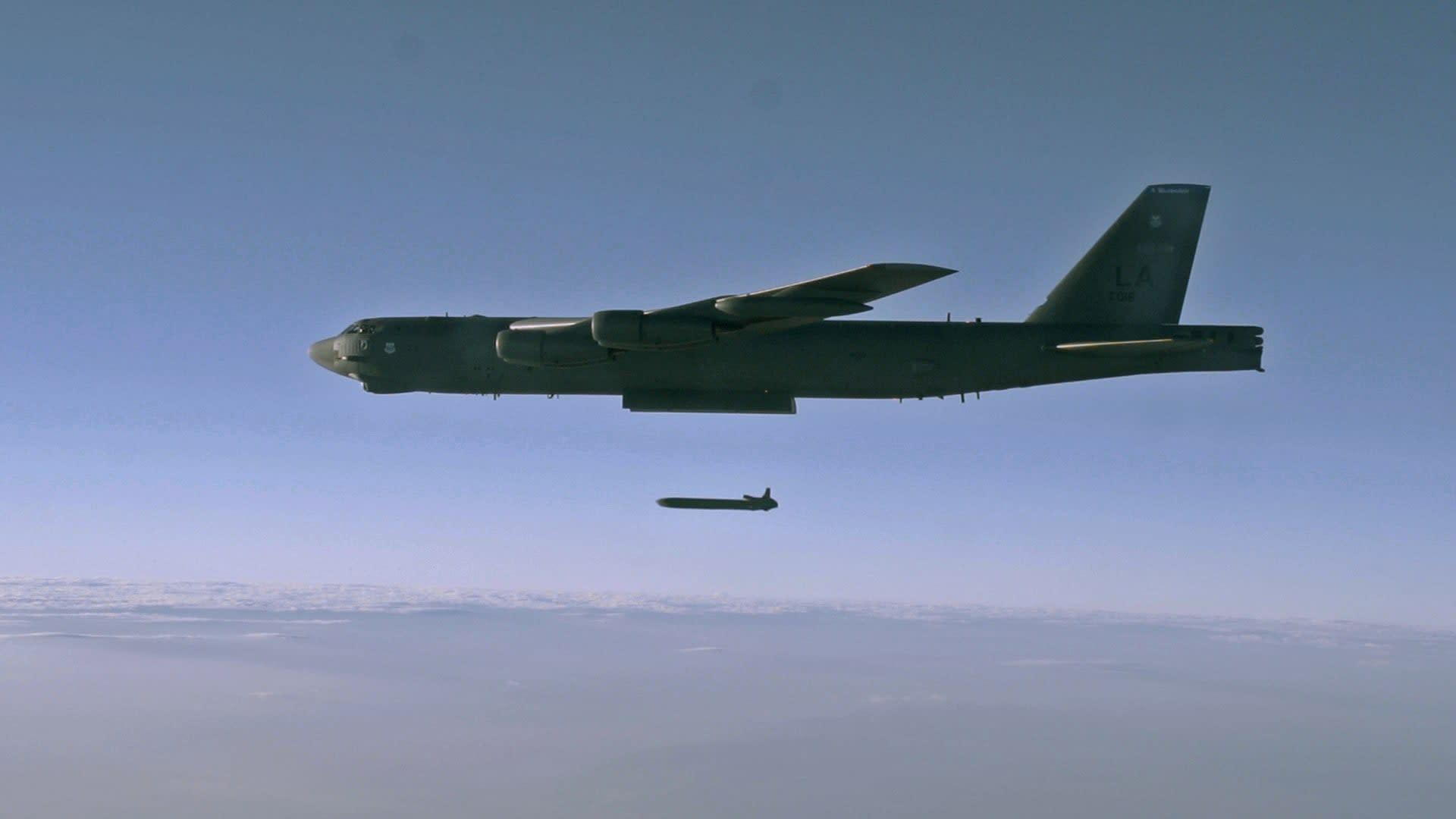 US AIR FORCE / Reuters