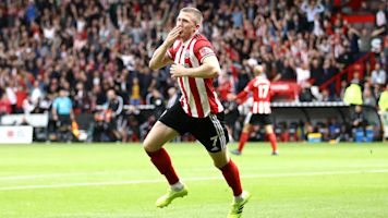 Lundstram goal gives Blades first PL win in 12 years