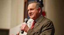 Roy Moore announces new Senate campaign