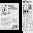 'You Must Wash Properly.' Newspaper Ads From the 1918 Flu Pandemic Show Some Things Never Change