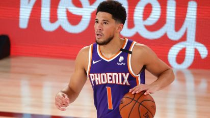 The Suns, of all teams, are the hottest in NBA bubble