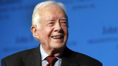 Jimmy Carter recovering after brain surgery