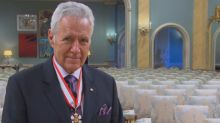 Alex Trebek on his Order of Canada honour