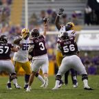 College football betting: LSU's upset loss to Mississippi State ruins bettor's $100K parlay