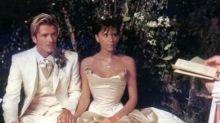 Victoria y David Beckham, 20 años de matrimonio en imágenes