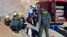 Spagna, una fotografia conferma che il bimbo è caduto nel pozzo