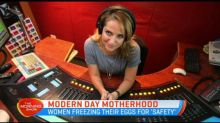 Women freezing their eggs for 'safety'