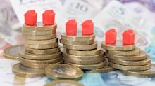 Average house prices drop for first time since 2016, figures show