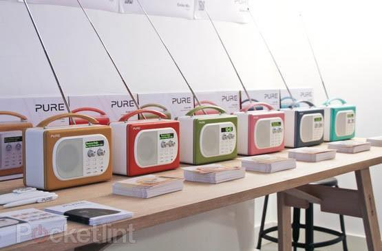 Pure updates Evoke Mio radio with six new colors, thinks you need a new shade for summer