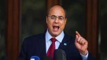 Witzel diz que nada justifica afastamento, rejeita delação de ex-secretário e ataca Bolsonaro