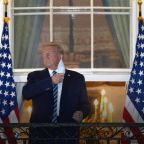Trump says he's ready for rallies week after coronavirus diagnosis