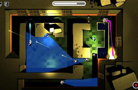 Jazzy noir stealth game, Third Eye Crime, lands on Steam