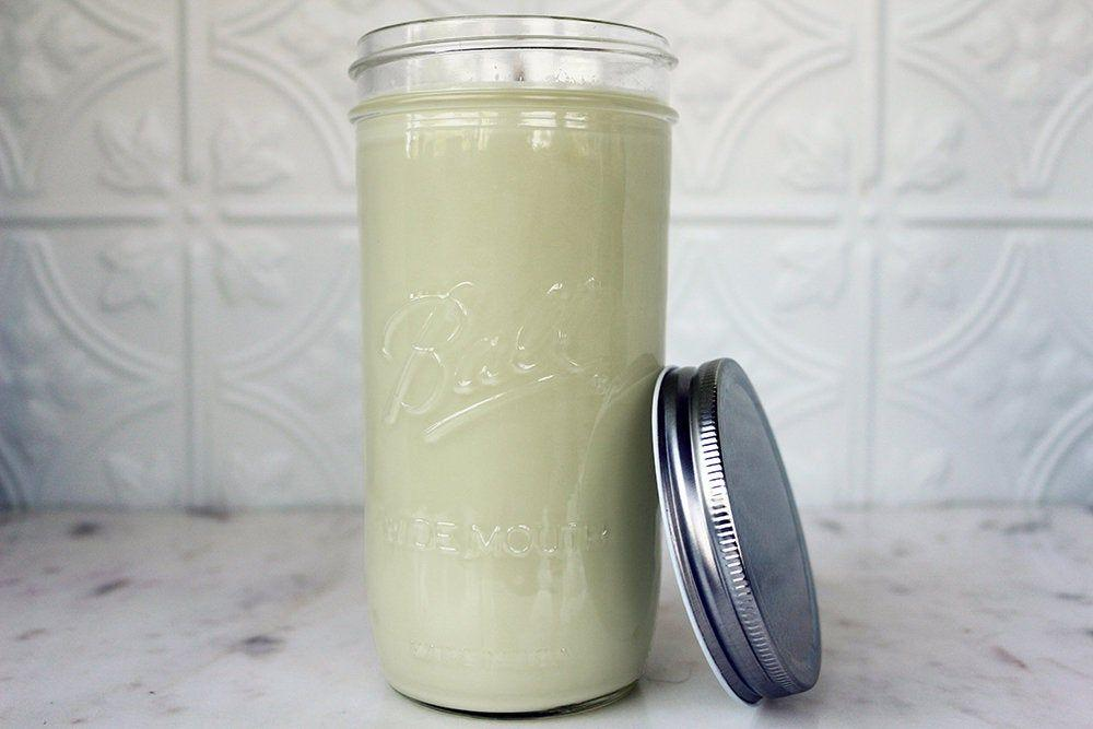 """<p>Fresh, festive, and in an earthy green hue, this hand-poured candle is clean burning, made with premium essential oils. </p><p><em>Via <a href=""""https://www.etsy.com/listing/649550617/sweet-snow-type-mason-jar-soy-candle-24"""" rel=""""nofollow noopener"""" target=""""_blank"""" data-ylk=""""slk:Etsy"""" class=""""link rapid-noclick-resp"""">Etsy</a></em></p><p><a class=""""link rapid-noclick-resp"""" href=""""https://go.redirectingat.com?id=74968X1596630&url=https%3A%2F%2Fwww.etsy.com%2Flisting%2F649550617%2Fsweet-snow-type-mason-jar-soy-candle-24&sref=http%3A%2F%2Fwww.elledecor.com%2Fdesign-decorate%2Ftrends%2Fg28435658%2Fmason-jar-candles%2F"""" rel=""""nofollow noopener"""" target=""""_blank"""" data-ylk=""""slk:SHOP THE LOOK"""">SHOP THE LOOK</a></p>"""