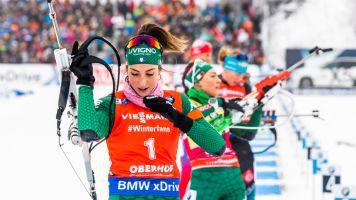Biathlon: Wierer e Vittozzi, l'Italia sogna una doppietta mondiale