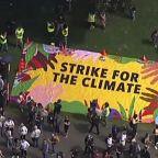 Global Climate Strike Protests Kick off in Australia Ahead of U.N. Summit