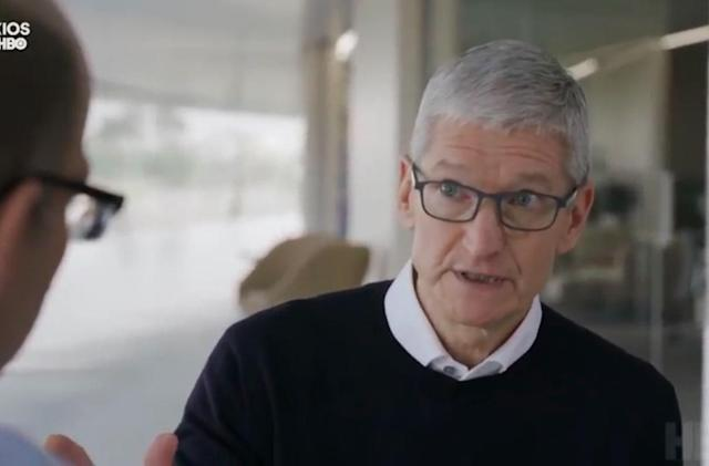 Tim Cook defends Apple's search deals with Google