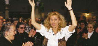 8-M: la mujer que estuvo cerca de ser la primera presidenta de España