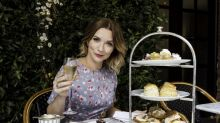GBBO winner Candice Brown launches new afternoon tea at the Dalloway Terrace