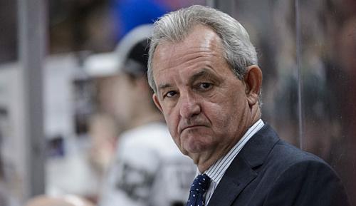 NHL: Los Angeles feuert Trainer Sutter - Eisbären-Chef Robitaille befördert