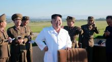 N. Korea 'disrespects' China with latest missile test: Trump