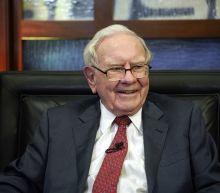 Warren Buffett's firm adds to Apple, Teva investments