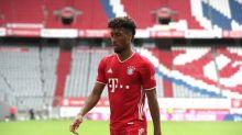 Manchester United line up Kingsley Coman as Jadon Sancho alternative... but still plan move for Dortmund star
