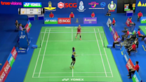 BWF: Princess Sirivannavari Thailand Masters 2016 Semi Final Highlights