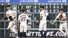 Rangers Avoid No-Hitter In 4-1 Loss To Astros