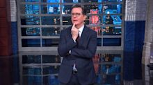 Colbert Has A Painfully Honest Answer To Trump's Big Rally Question