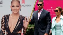 Jennifer Lopez STUNS the Latin Billboard Awards Red Carpet, Reveals Cute Nickname w/ Alex Rodriguez