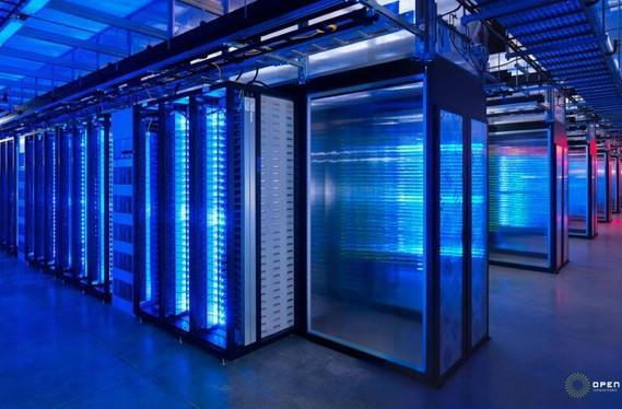 Facebook's Open Compute Project shares plans for energy-efficient data center