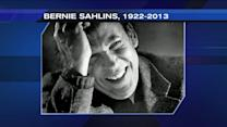 Comedy pioneer `Bernie` Sahlins, co-founder of Second City, dies at 90