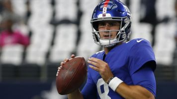 Bye, Eli: Giants name Jones Week 3 starter