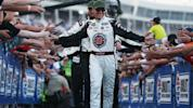 Harvick sprints away for NASCAR All-Star win