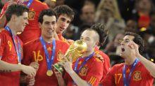 Iniesta relembra gol do título de 2010 e destaca: 'Tenho o privilégio de ter feito tantas pessoas felizes'