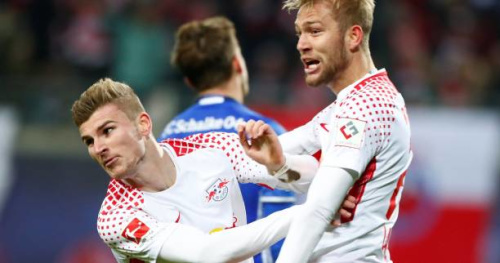 Foot - ALL - Le choc pour Leipzig, qui a battu Schalke 04
