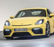 See Photos of the Porsche 718 Cayman GT4
