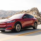 Electric car sales will start to take off in the U.S. in 2021, Ford CTO says