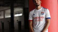 Foot - L1 - OL - L'Olympique Lyonnais présente ses maillots pour la saison 2020-2021