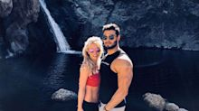 Britney Spears Reveals Boyfriend Sam Asghari 'Inspires Me to Be a Better Person' in Sweet Hiking Photo