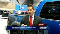 New Ford Transit unveiled in KC