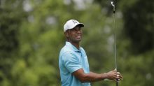 Tiger Woods posts 71 in first round of return from 5-month coronavirus hiatus