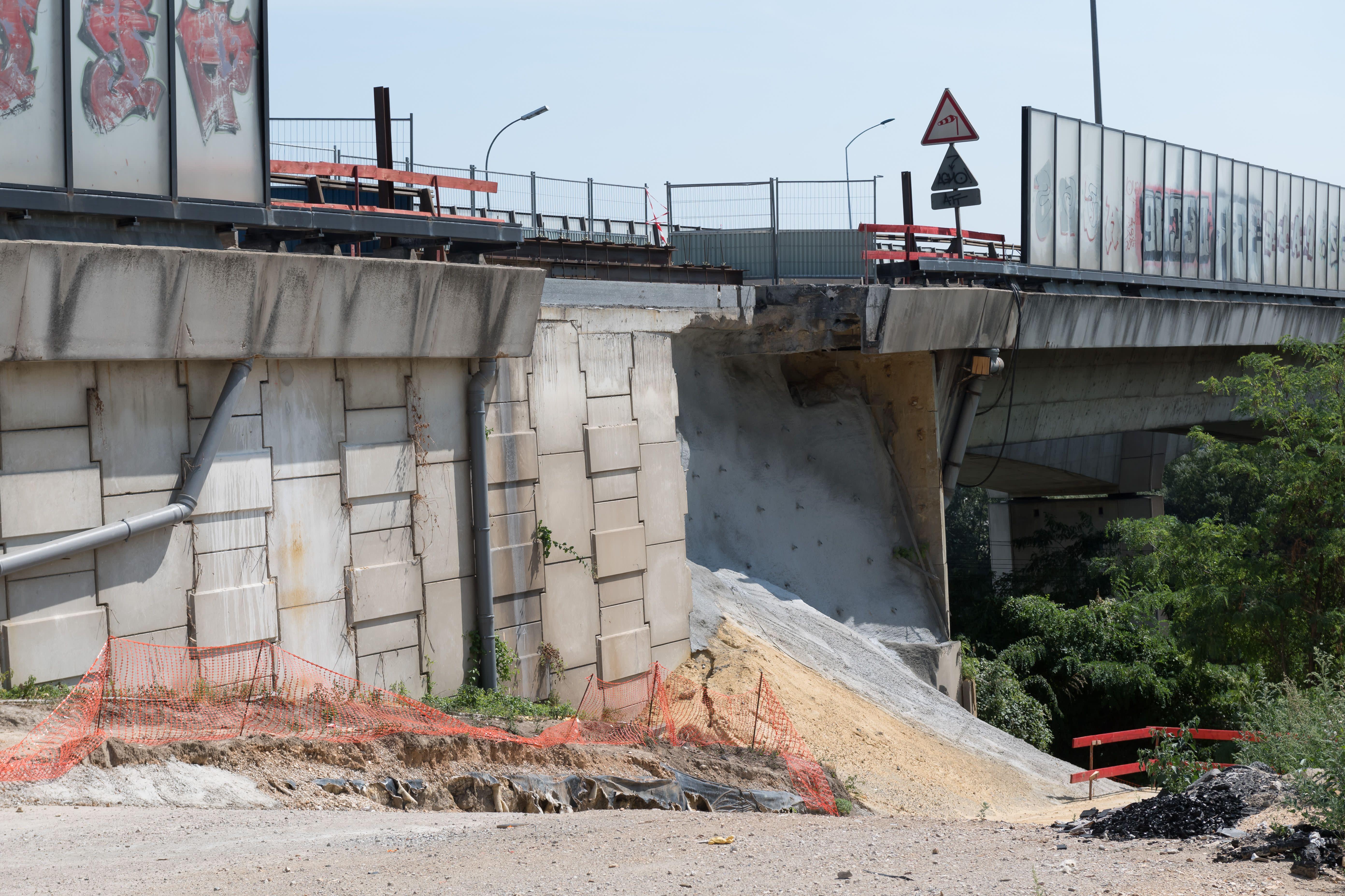 Évaluation de l'état des ponts: «Il y a enfin une prise de conscience», salue le Sénat