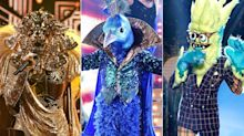 Best fan-made Masked Singer Halloween costumes: Lions, Peacocks, and Thingamajigs, oh my!